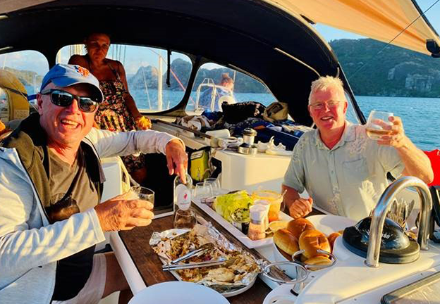 sailing bay of islands & Auckland harbour cruises private charter