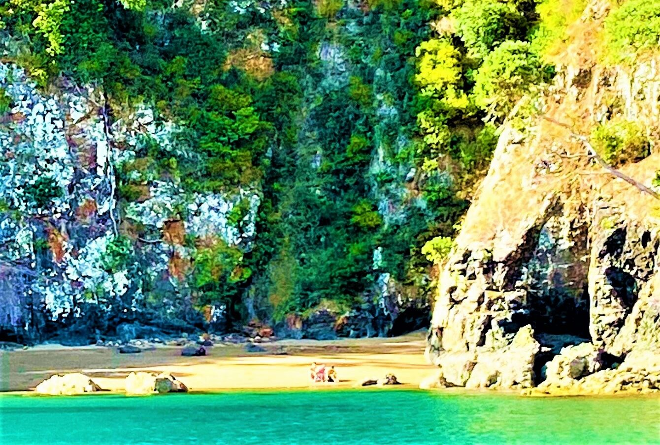 sailing bay of islands island hopper lunch cruise